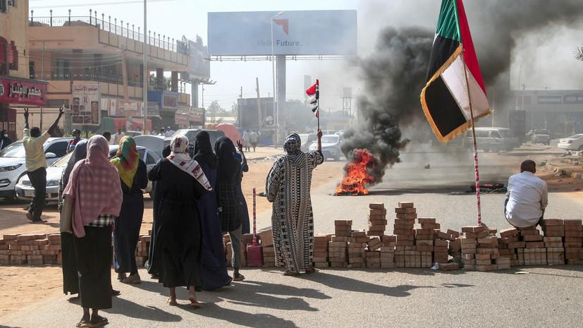 Похищение премьера, задержание министров и политических лидеров: что известно о попытке военного переворота в Судане
