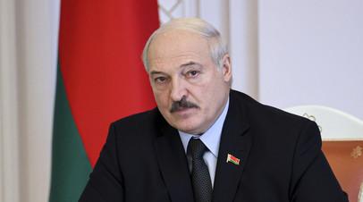 Лукашенко гарантировал безопасность полётов над Белоруссией