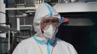 Мурашко рассказал о заболеваемости коронавирусом среди медиков