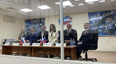 Российский сегмент превратится в съёмочную площадку: космонавт Шкаплеров  об участии в полёте на МКС с киноэкипажем