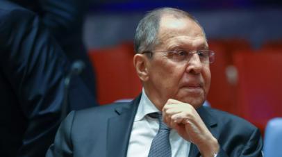 Лавров провёл телефонные переговоры с госсекретарём США