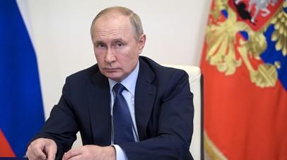 Путин поручил правительству утвердить концепцию развития детского спорта до 2030 года