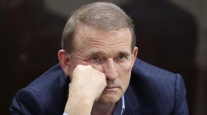 В ОПЗЖ назвали сфальсифицированными новые подозрения по делу Медведчука