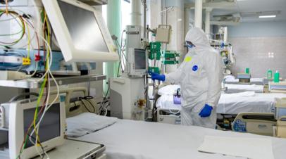 В Москве число госпитализаций из-за COVID-19 выросло вдвое за две недели