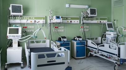 Число госпитализаций с коронавирусом в Подмосковье за неделю выросло на 23%
