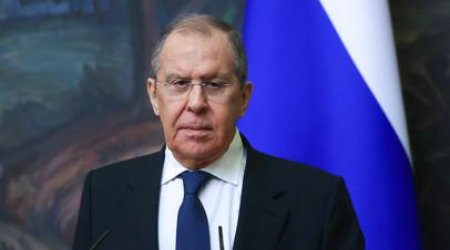 Есть очевидное стремление такие контакты развивать: Лавров  о возможности личной встречи Путина и Байдена