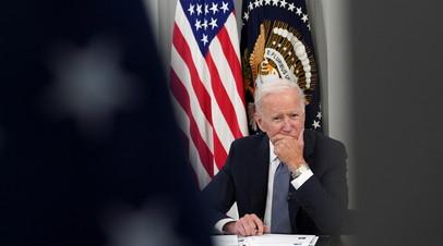 Байден подписал законопроект о повышении потолка госдолга США