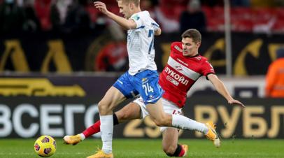 Тарханов оценил шансы Спартака в столичном дерби с Динамо