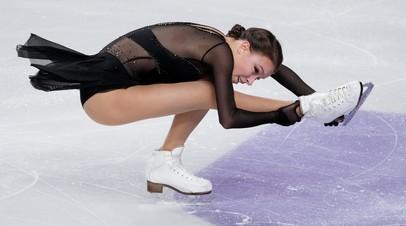 Лидерство с недокрутом: Щербакова превзошла Хромых и выиграла короткую программу на Budapest Trophy
