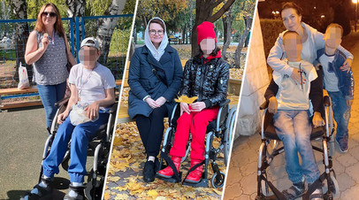 Детей-колясочников из Татарстана направили на лечение в санаторий без доступной среды