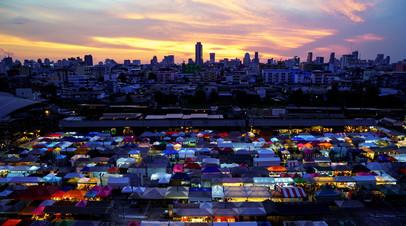 В Таиланде сообщили об открытии 17 территорий для туристов в ноябре