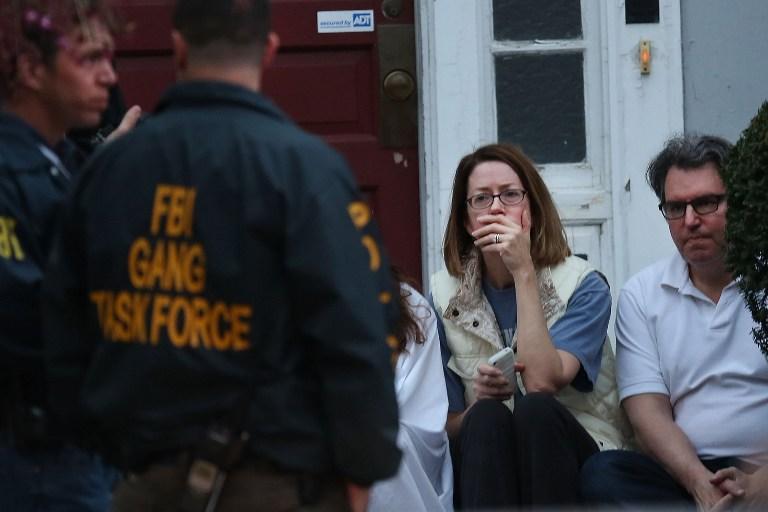 ДНК женщины обнаружена в одной из бомб, взорвавшихся на марафоне в Бостоне