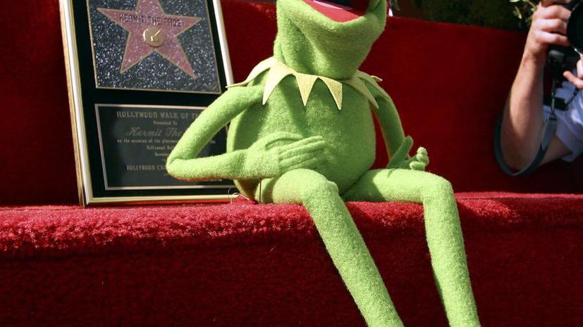 Звезда «Маппет-шоу» лягушонок Кермит высказался против отделения Шотландии