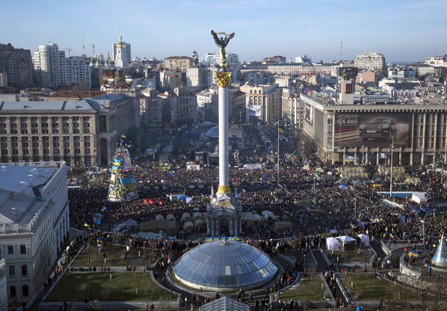 Мэрия Киева потребует компенсации от организаторов «евромайдана»