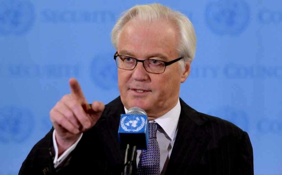 Виталий Чуркин: РФ опасается, что Киев уничтожит улики по делу о малайзийском Boeing 777