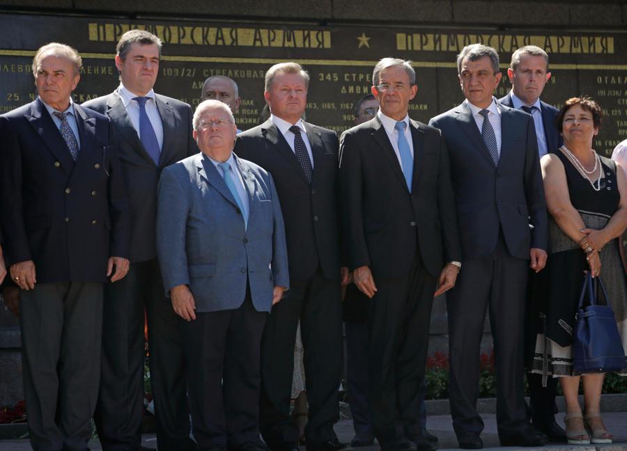 Французские парламентарии вскоре вновь приедут в Крым
