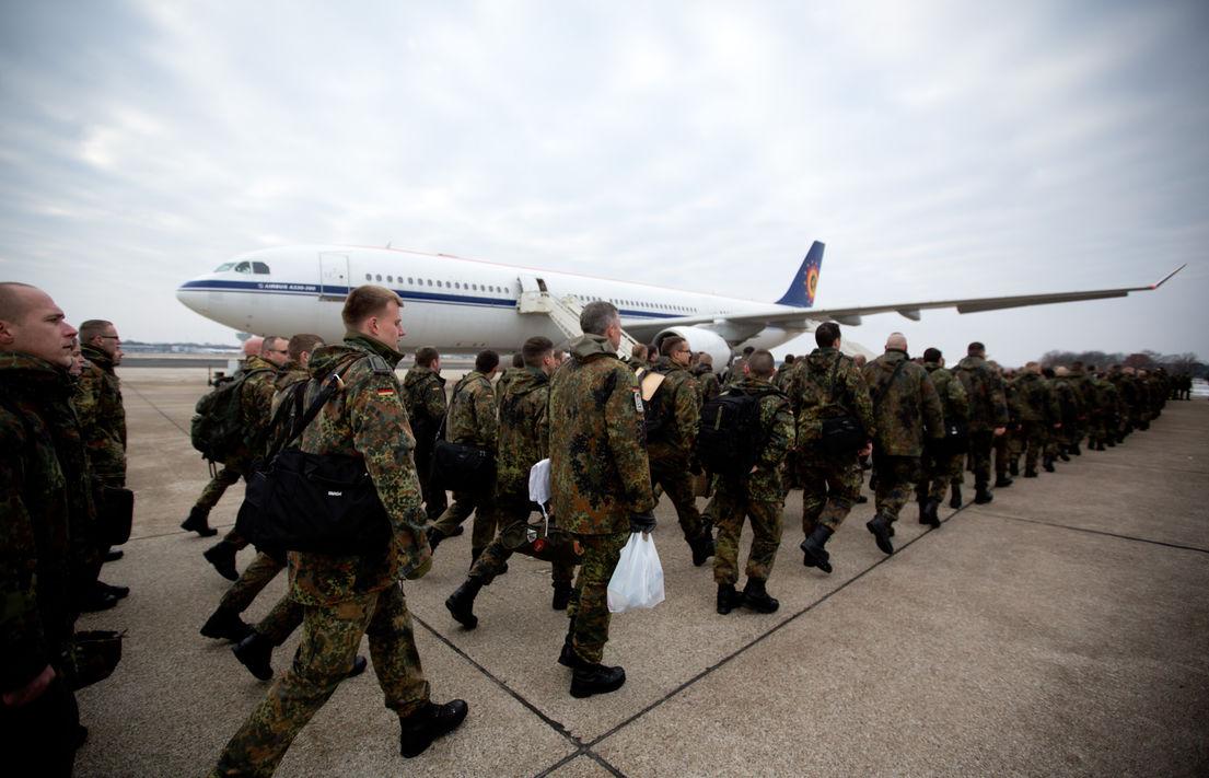 Уполномоченный бундестага пожаловался на плохое обращение с немецкими солдатами в Турции