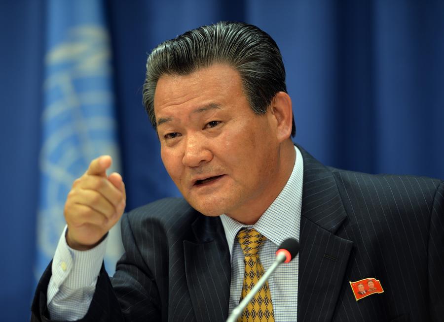 КНДР предложила США первым отказаться от ядерной программы