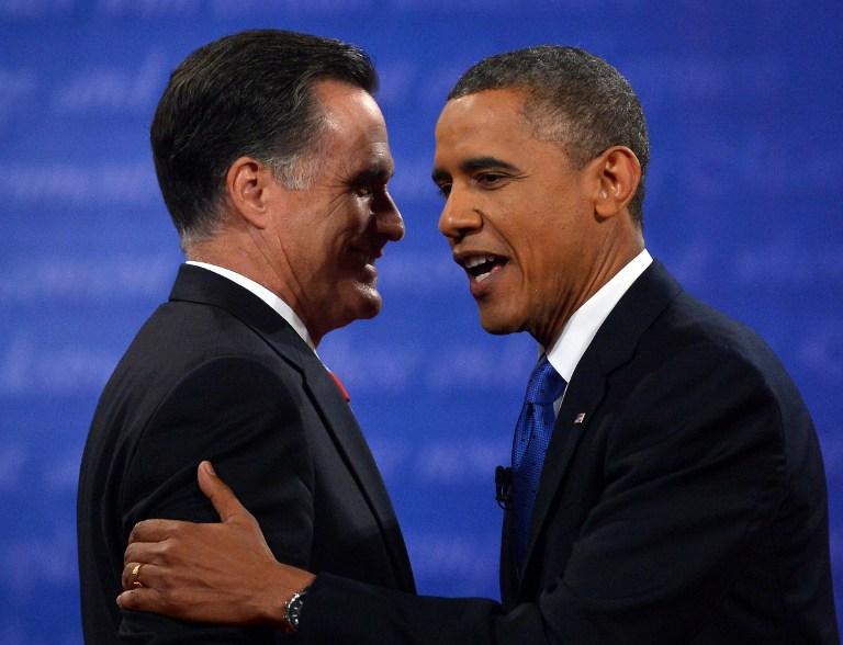 Обама или Ромни: кто лидирует перед решающей схваткой