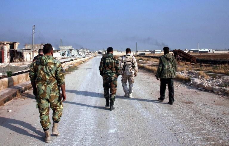 Сирийские войска выбили боевиков из пригородов Алеппо