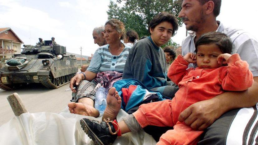 Цыганам из Франции придется депортироваться за свой счет