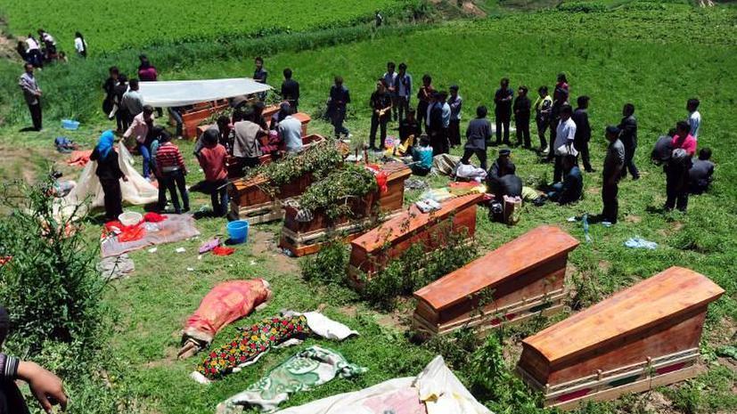 Шесть пожилых китайцев покончили с собой из-за введения запрета на гробы