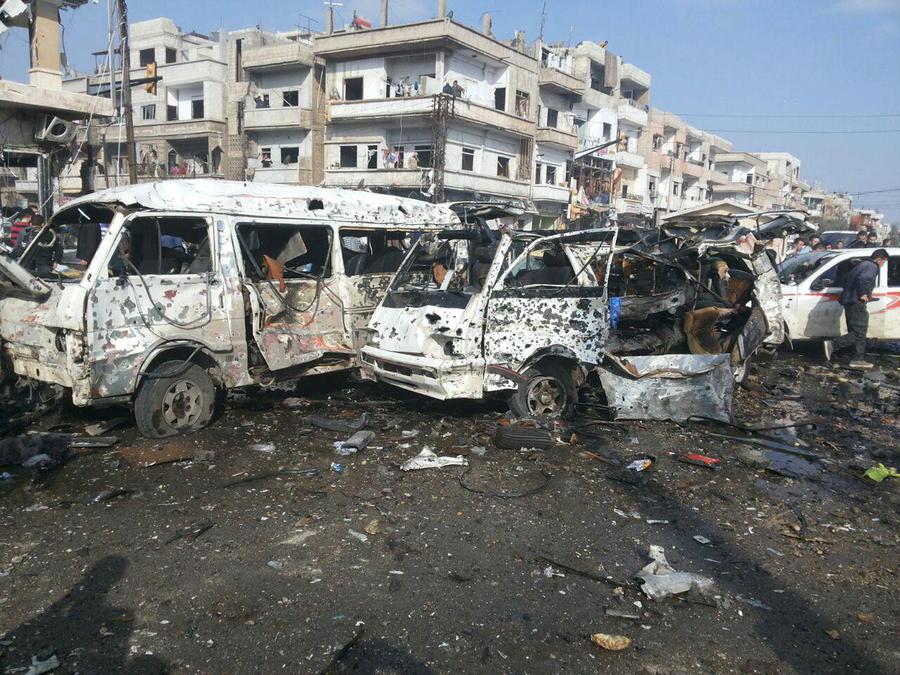 Доклад: террористы ИГ покупают большую часть компонентов для своих бомб в Турции