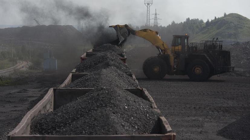 СМИ: Власти Польши намерены запретить импорт российского угля