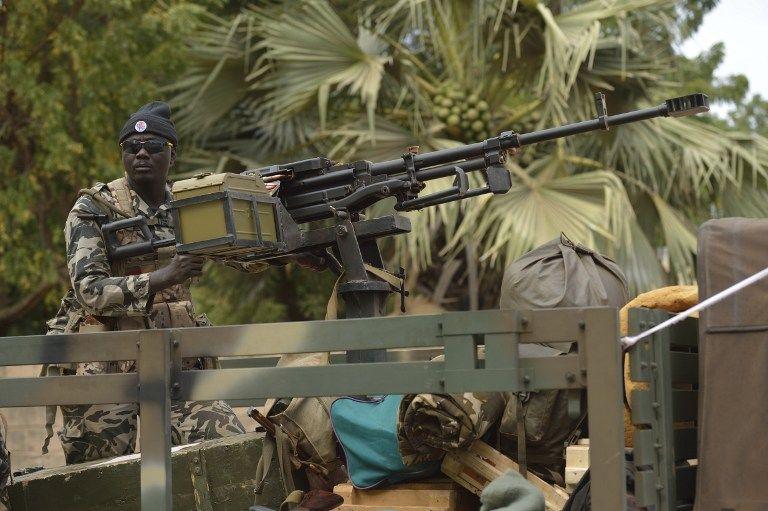 Война в Мали: французские войска достигли города Тимбукту
