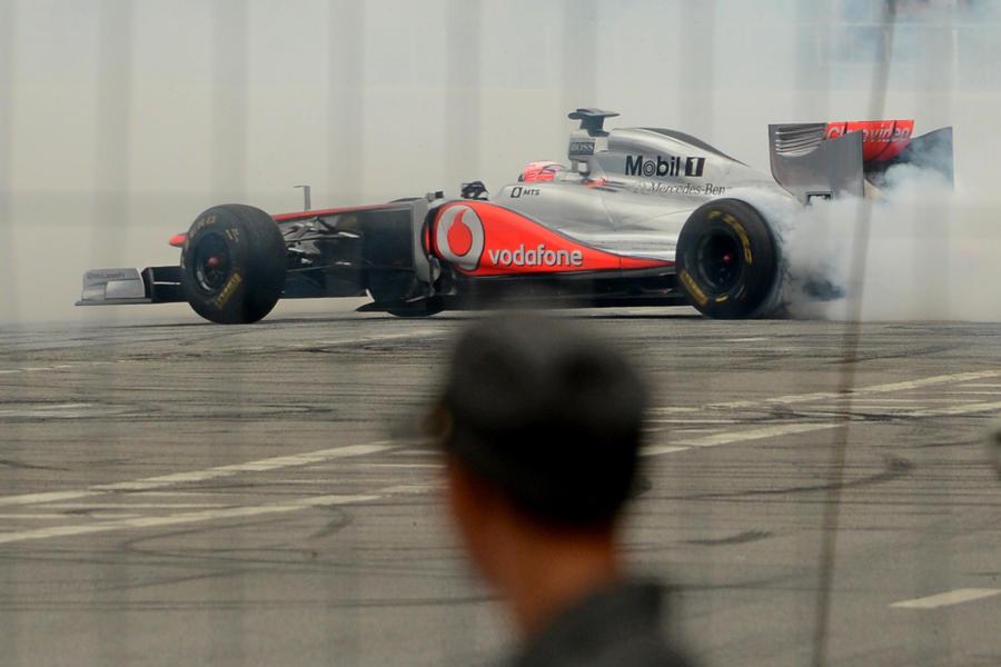 Объявлена дата проведения первого российского этапа гонок «Формулы-1» в Сочи