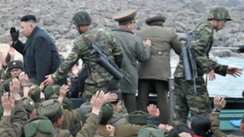 В Северной Корее заново «изобрели» автомат Калашникова