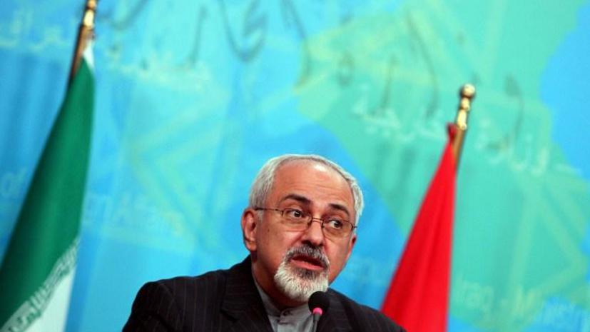 МИД Ирана: Химоружие в Сирии применили боевики