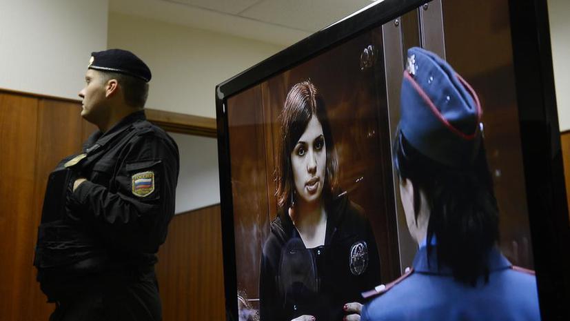 Глава Мосгорсуда не исключила, что смягчит приговор Pussy Riot