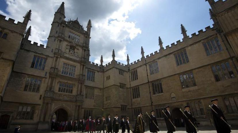 Оксфордский словарь может исчезнуть с книжных полок