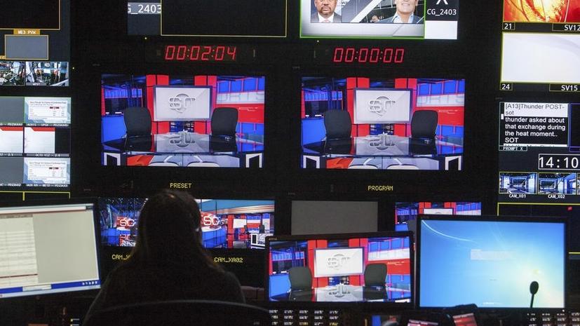 Американские СМИ о RT: Машина российской пропаганды обгоняет США
