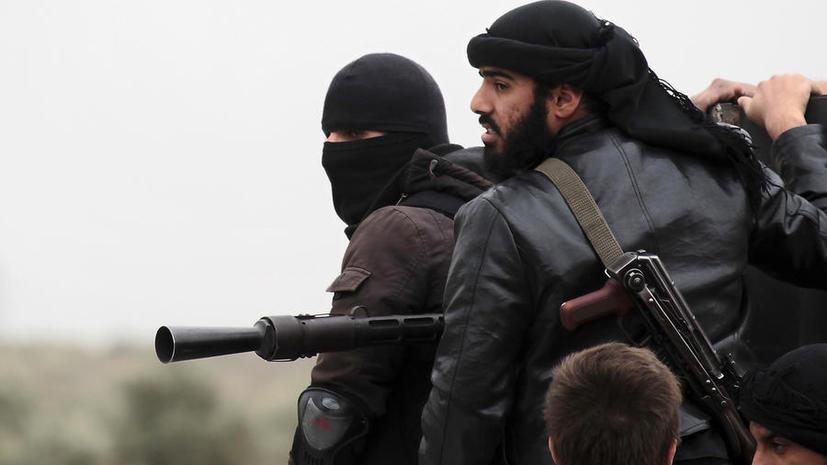 Сирийские боевики расстреляли троих военнослужащих армии Ливана