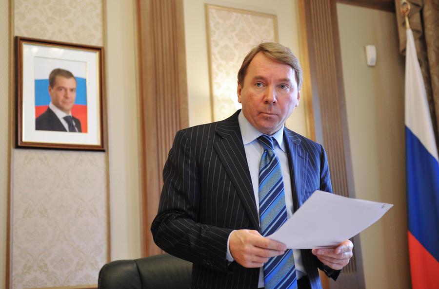 Единый парламентский центр обоснуется в центре Москвы