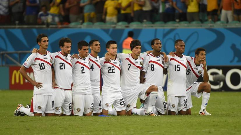 ЧМ-2014: голландцы прорвались в полуфинал, одолев Коста-Рику лишь после серии пенальти