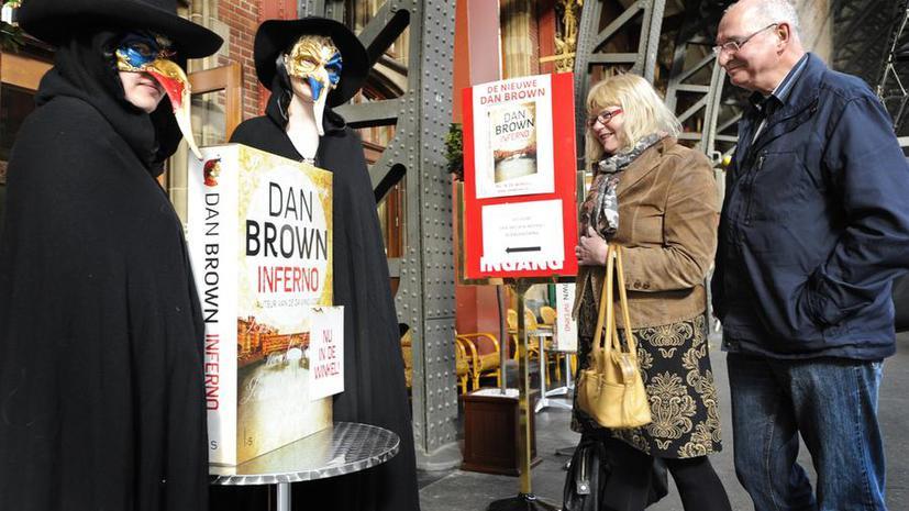 Новый роман Дэна Брауна вызовет туристический бум во Флоренции