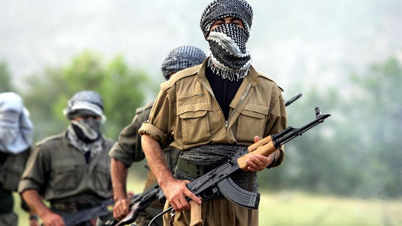 Курдские боевики обещали покинуть Турцию к весне