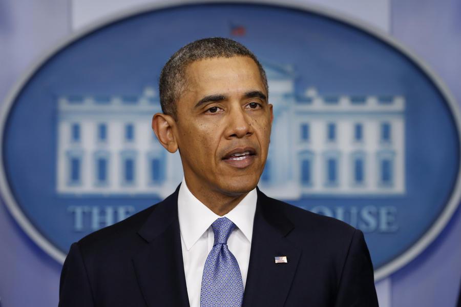 Белый дом: В ходе беседы Барак Обама призовёт Владимира Путина присоединиться к коалиции против ИГ