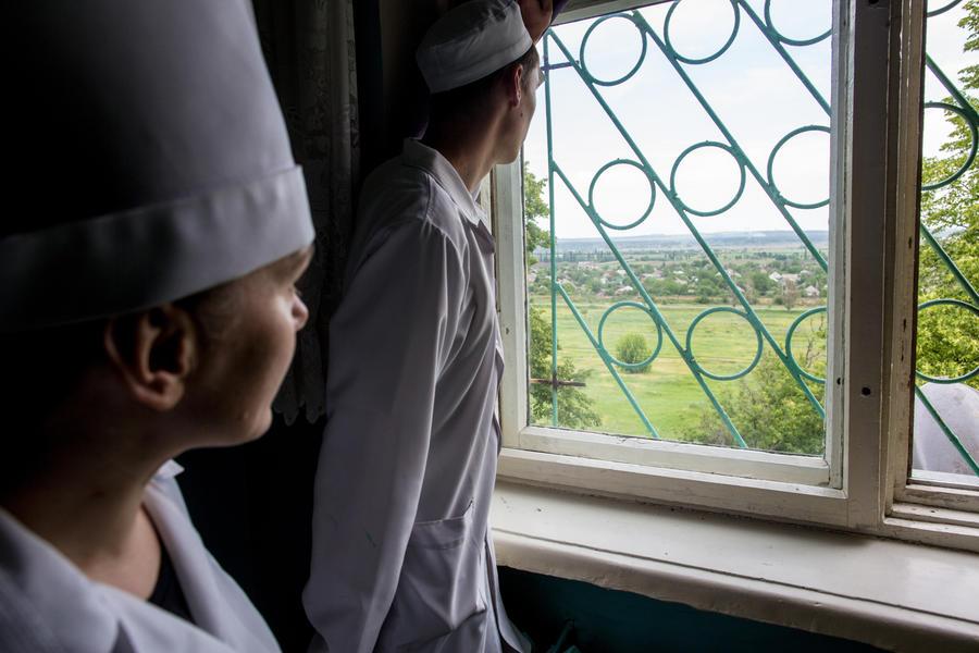 Силовая операция на Украине повлекла за собой вспышку эпидемий опасных болезней