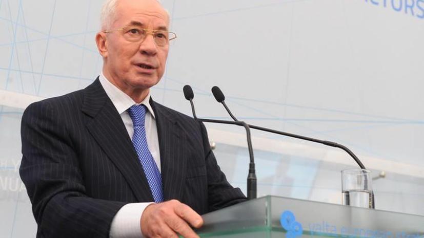Николай Азаров: Страна, где доходы людей упали в 2 раза, а у президента выросли в 7 раз, обречена