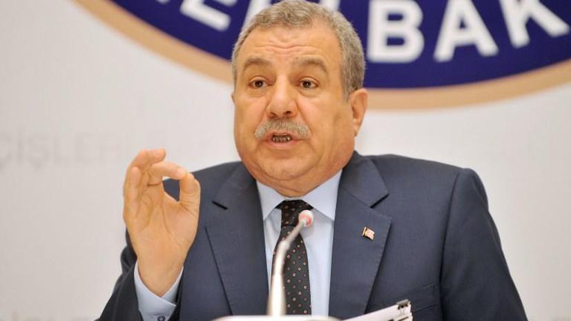 Министр внутренних дел Турции заявил о готовности уйти в отставку
