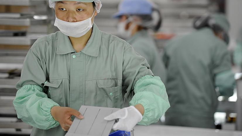 Рабочие в Китае наказали начальство за сокращение времени на «перекуры»