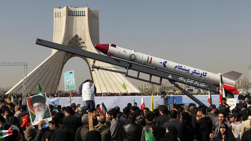 Иран отправит в космос персидскую кошку