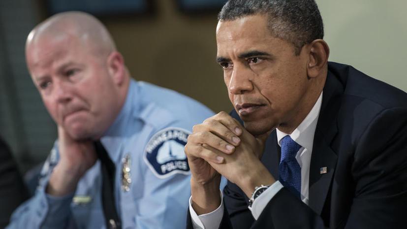 Шериф из штата Аризона подал в суд на Барака Обаму за иммиграционную реформу