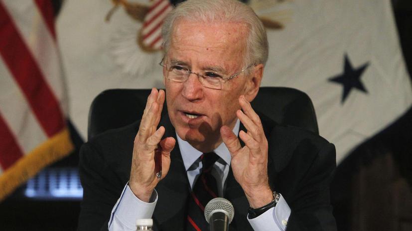 Джо Байден: США не хотят войны с Ираном, но не исключают никаких вариантов