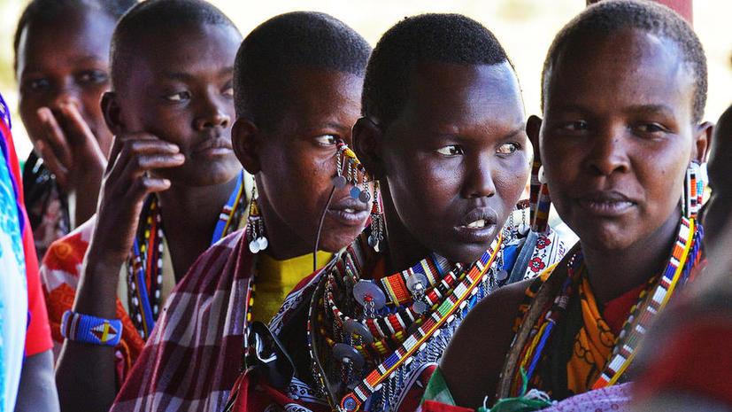Кения вернулась к полигамии, несмотря на возражения женщин-парламентариев