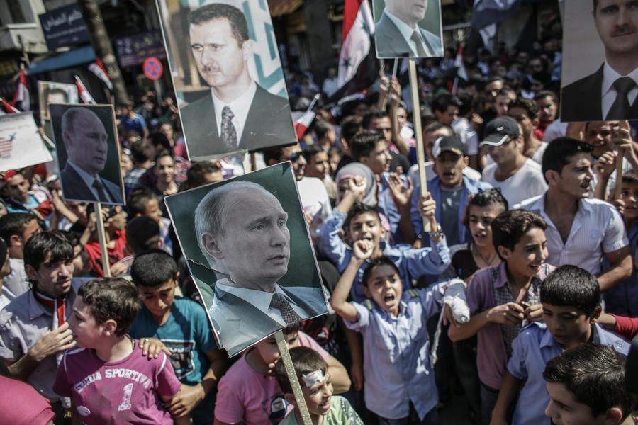Американские СМИ: Владимир Путин и Башар Асад бросают вызов имперскому беззаконию США